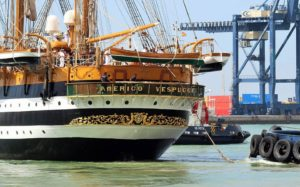 """THE TALL SHIPS 2016"", Regata de Grandes Veleros en Cadiz"
