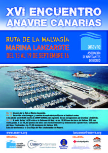 Encuentro ANAVRE Canarias Ruta de la Malvasia