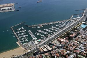 Autoridad Portuaria de Las Palmas -Puerto deportivo de las palmas
