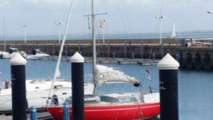 Nautica de Recreo desolacion en Puerto America Cadiz