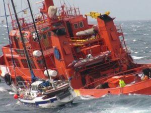 Salvamento y Seguridad MarítimaSalvamento maritimo