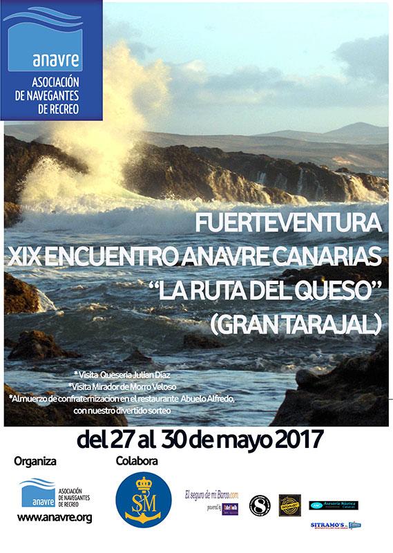 XIX Encuentro ANAVRE Ruta del Queso Fuerteventura