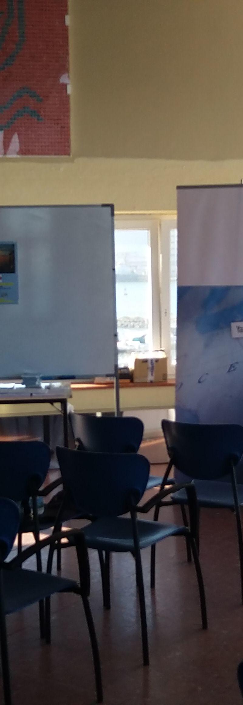 charla sobre el proyecto de modificación de los equipos de seguridad a bordo5